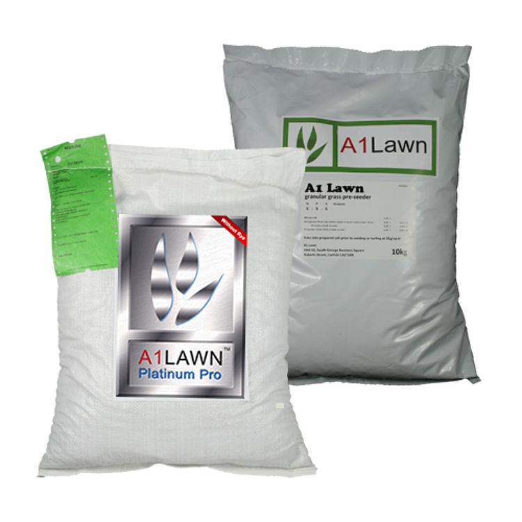 Platinum Pro Grass Seed (without Rye) & Pre-seeder Fertiliser